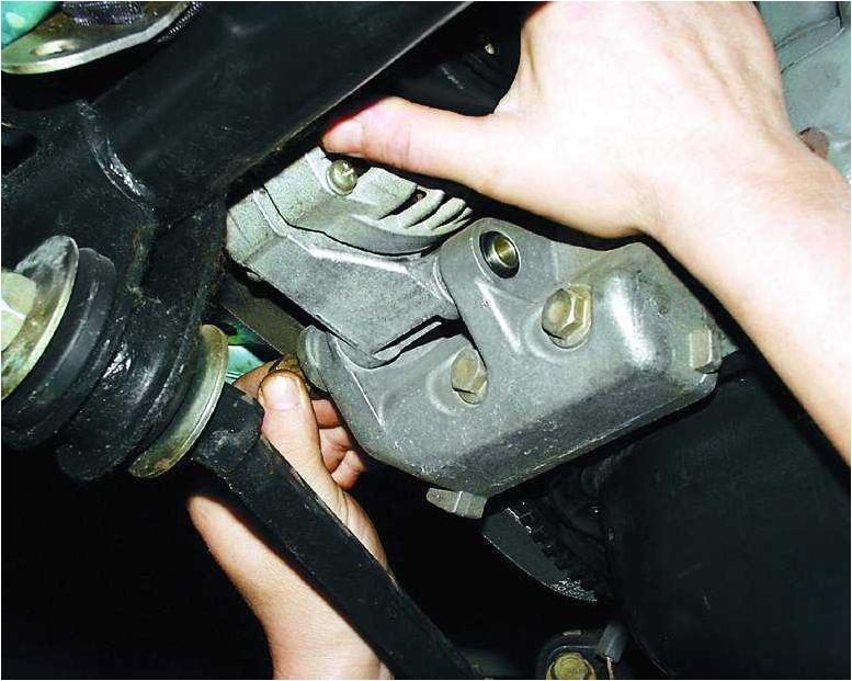 Замена автомобильного генератора
